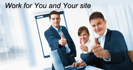 Work for you and your site